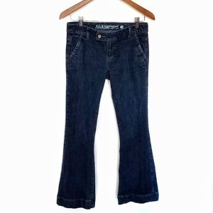 Guess Frankie Flare Jeans Size 28